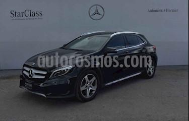 Mercedes Benz Clase GLA 5p GLA 250 Sport L4/2.0 Aut usado (2017) color Negro precio $379,900