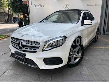 Mercedes Benz Clase GLA 250 CGI Sport Aut usado (2019) color Blanco precio $560,000