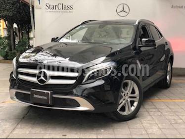Mercedes Benz Clase GLA 5p GLA 200 Sport L4/1.6 Aut usado (2016) color Negro precio $365,000