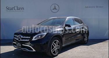 Mercedes Benz Clase GLA 200 CGI Sport Aut usado (2018) color Blanco precio $429,900