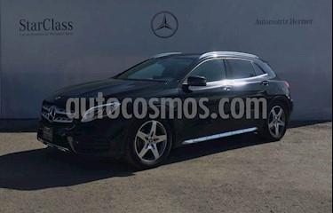 Mercedes Benz Clase GLA 5p GLA 250 Sport L4/2.0 Aut usado (2018) color Negro precio $469,900