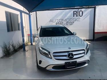 Mercedes Benz Clase GLA 200 CGI Sport Aut usado (2015) color Blanco precio $315,000