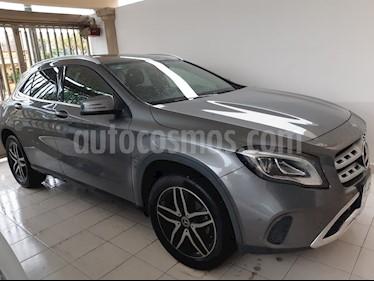 Mercedes Benz Clase GLA 200 Sport Aut usado (2018) color Gris precio $400,000