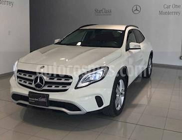 Mercedes Benz Clase GLA 200 CGI usado (2018) color Blanco precio $429,900