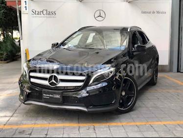 Mercedes Benz Clase GLA 250 CGI Sport Aut usado (2017) color Negro precio $420,000