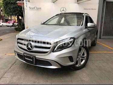 Mercedes Benz Clase GLA 5p GLA 200 Sport L4/1.6 Aut usado (2017) color Plata precio $385,000