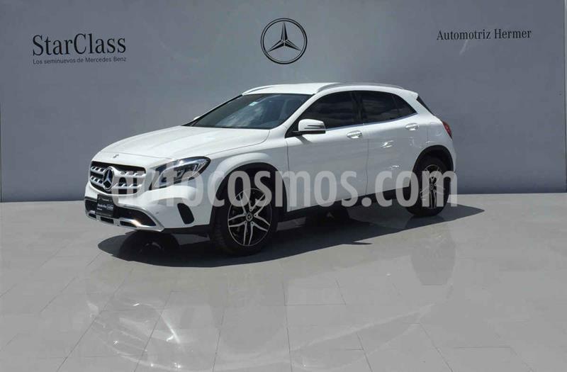 Mercedes Benz Clase GLA 200 CGI Sport Aut usado (2019) color Blanco precio $449,900