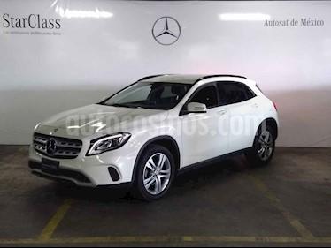 Mercedes Benz Clase GLA 200 Aut usado (2018) color Blanco precio $419,000