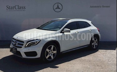 Mercedes Benz Clase GLA 250 CGI Sport Con Techo Aut usado (2017) color Blanco precio $399,900