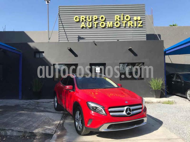 Mercedes Benz Clase GLA 180 CGI usado (2017) color Rojo precio $379,000
