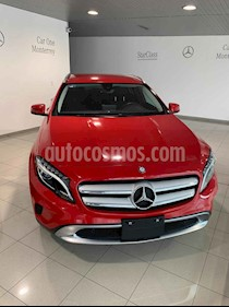 Mercedes Benz Clase GLA 5p GLA 200 Sport L4/1.6 Aut usado (2017) color Rojo precio $400,000