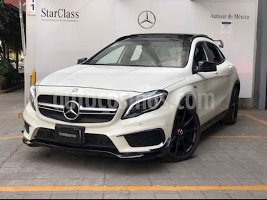 Mercedes Benz Clase GLA 5P 45 AMG L4 2.0 T Aut usado (2015) color Blanco precio $565,000