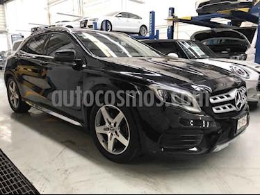 Mercedes Benz Clase GLA 5p GLA 250 Sport L4/2.0 Aut usado (2018) color Negro precio $480,000
