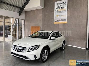Mercedes Benz Clase GLA 200 CGI usado (2018) color Blanco precio $445,000