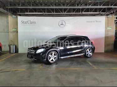 Mercedes Benz Clase GLA 5p GLA 250 Sport L4/2.0 Aut usado (2018) color Negro precio $479,000
