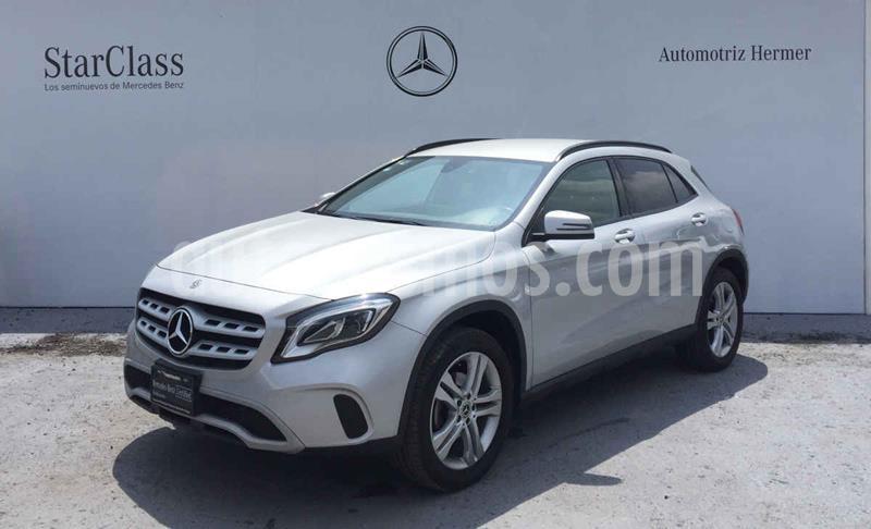 Mercedes Benz Clase GLA 200 CGI usado (2018) color Plata precio $399,900