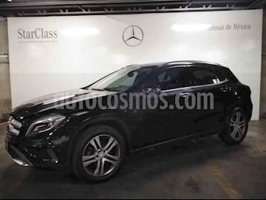 Mercedes Benz Clase GLA 200 CGI Sport Aut usado (2016) color Negro precio $339,000