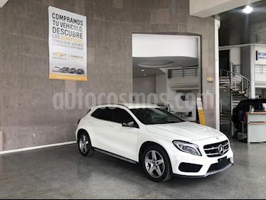 Mercedes Benz Clase GLA 250 CGI Sport Sin Techo Aut  usado (2017) color Blanco precio $420,000