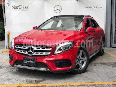Mercedes Benz Clase GLA 250 CGI Sport Aut usado (2018) color Rojo precio $480,000
