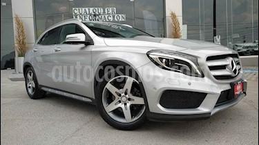 Mercedes Benz Clase GLA 5p GLA 250 Sport L4/2.0 Aut usado (2017) color Plata precio $378,000