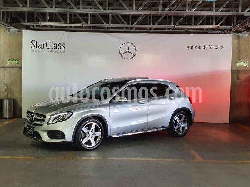 Mercedes Benz Clase GLA Version usado (2019) color Plata precio $539,000