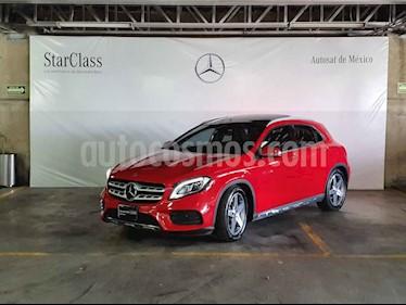 Mercedes Benz Clase GLA 5p GLA 250 Sport L4/2.0 Aut usado (2018) color Plata precio $479,000
