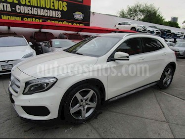 Mercedes Benz Clase GLA 250 CGI Sport Aut usado (2017) color Blanco precio $385,000