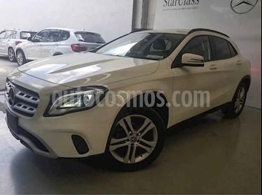 Mercedes Benz Clase GLA 5p GLA 200 L4/1.6 Man usado (2018) color Blanco precio $395,000