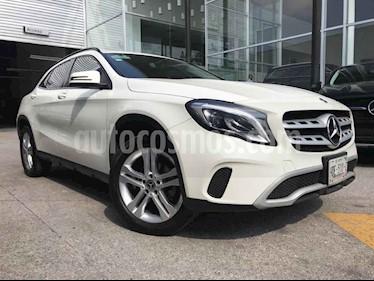 Mercedes Benz Clase GLA 5p GLA 200 L4/1.6 Man usado (2018) color Blanco precio $404,000