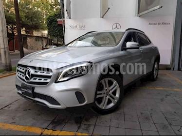 Mercedes Benz Clase GLA 5p GLA 200 Sport L4/1.6 Aut usado (2018) color Plata precio $405,000