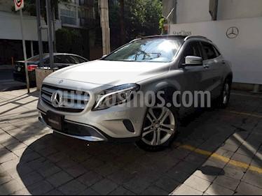 Mercedes Benz Clase GLA 5p GLA 200 Sport L4/1.6 Aut usado (2017) color Plata precio $390,000
