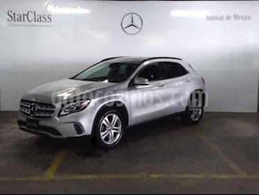 Mercedes Benz Clase GLA 200 Aut usado (2018) color Plata precio $419,000