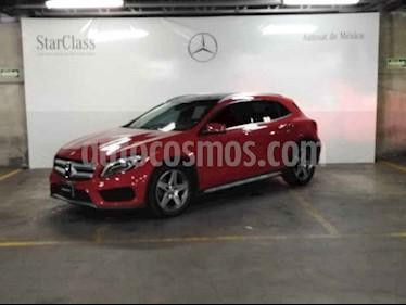 Mercedes Benz Clase GLA 250 CGI Sport Con Techo Aut usado (2017) color Rojo precio $449,000