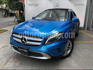 Mercedes Benz Clase GLA 5p GLA 200 Sport L4/1.6 Aut usado (2017) color Azul precio $385,000