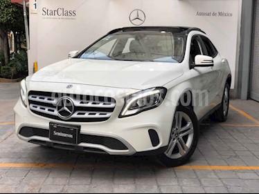 Mercedes Benz Clase GLA 180 CGI usado (2018) color Blanco precio $410,000