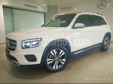 Mercedes Benz Clase GLB 250 Progressive 4MATIC usado (2020) color Blanco precio $866,000