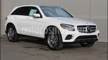 Foto venta Auto usado Mercedes Benz Clase GLC 300 4Matic (2019) color Blanco Polar precio $68.000