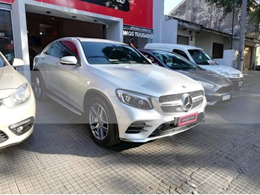 Foto venta Auto usado Mercedes Benz Clase GLC 300 Coupe 4Matic AMG-Line (2018) color Gris Claro precio $12.345.678
