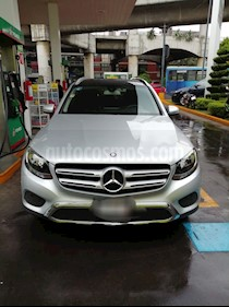 Mercedes Benz Clase GLC 300 Off Road usado (2017) color Plata precio $530,000
