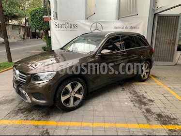 Foto venta Auto usado Mercedes Benz Clase GLC 300 Off Road (2016) color Cafe precio $490,000
