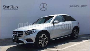 Foto venta Auto usado Mercedes Benz Clase GLC 300 Sport (2018) color Plata precio $689,900