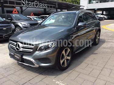 Mercedes Benz Clase GLC 300 Sport usado (2017) color Gris precio $585,000