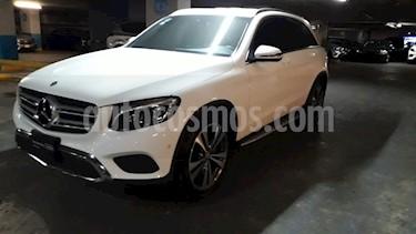 Foto venta Auto usado Mercedes Benz Clase GLC 300 Sport (2017) color Blanco