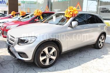 Foto venta Auto Seminuevo Mercedes Benz Clase GLC 300 Sport (2018) color Plata precio $639,000