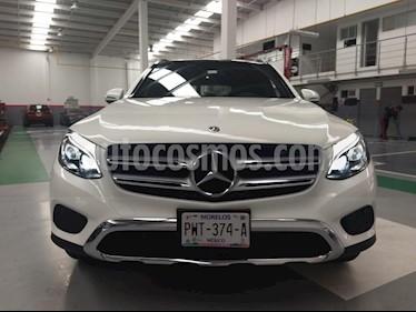 Foto venta Auto Seminuevo Mercedes Benz Clase GLC 300 Sport (2019) color Blanco precio $785,000