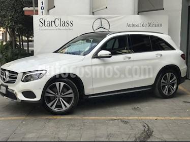 Foto venta Auto usado Mercedes Benz Clase GLC 300 Sport (2017) color Blanco precio $645,000