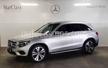 Mercedes Benz Clase GLC 300 Sport usado (2018) color Plata precio $659,000