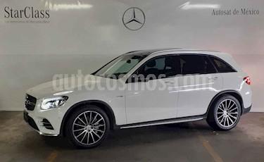 Foto venta Auto usado Mercedes Benz Clase GLC C 43 (2019) color Blanco precio $1,199,000