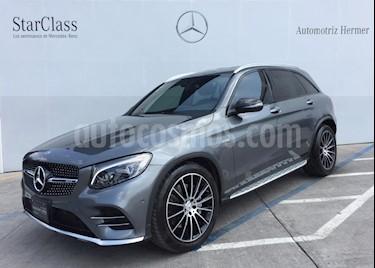 Foto venta Auto usado Mercedes Benz Clase GLC C 43 (2018) color Gris precio $929,000