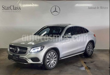 Foto Mercedes Benz Clase GLC Coupe 250 Avantgarde usado (2018) color Plata precio $699,000